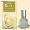 "Perfume ""Pleasure Rose"" con aceite de rosa Damascena, 12 ml"