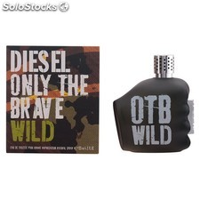 Perfume Unisex Only The Brave Wild Diesel EDT