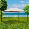 Pergola papillon 3,0X4,0MT estoril