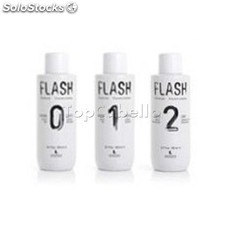 Permanente flash 1 cabellos naturales lendan 500ml