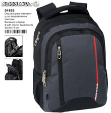 Perona Backpack to laptop & with interior departments