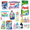 Persil, silan, perwoll, pur, bref, clin detergents - brand new