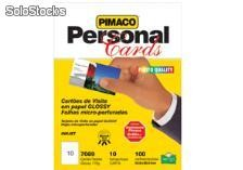Personal card 180g