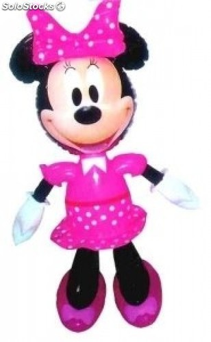 Personnage Gonflable Minnie