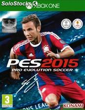 Pes 2015 D1 edition/x-one