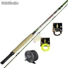 Pesca con Mosca Combo nº20 Scape6/7 - fds780