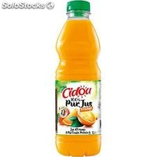 Pet 1L p.jus orange cidou