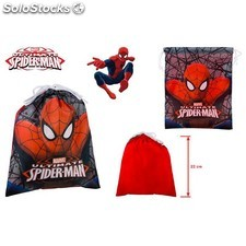 Petate mochila spiderman 8659