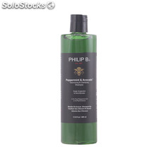 Philip b - peppermint & avocado volumizing shampoo 350 ml
