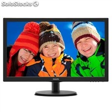 "Philips 223V5LHSB2 Monitor 21.5"" Led 16:9 5ms hdmi"