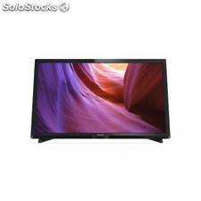 Philips - 4000 series Televisor LED Full HD plano 22PFH4000/88
