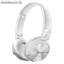 Philips - Auriculares estéreo Bluetooth SHB3060WT/00