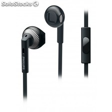 Philips - Auriculares intrauditivos SHE3205BK/00