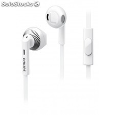 Philips - Auriculares intrauditivos SHE3205WT/00