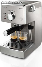 Philips cafetera poemia saeco mod. HD8427/11