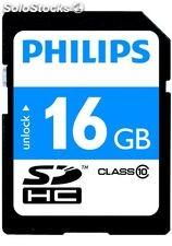 Philips carte sd 16GO-FM016SD4