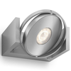 Philips Foco de pared Particon 4,5 W gris 531504816