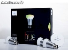 Philips HUE Starter pack, kit iluminación LED personal