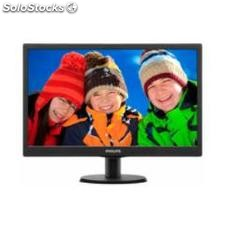 ✅ philips monitor lcd con smartcontrol lite, 1366 x 768 pixeles, led, hd