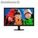 Philips monitor lcd con smartcontrol lite, 1920 x 1080 pixeles, led, full hd,