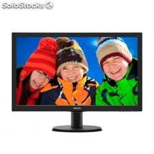 Philips - Monitor lcd con SmartControl Lite 243V5LHAB/00