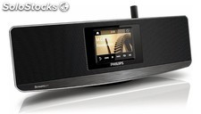 Philips NP3900/12, radio por Internet y reproductor multimedia WiFi