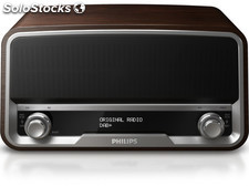 Philips Original OR7200/10, radio DAB+ clásica