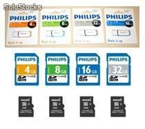 Philips sd cards class 4