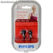 Philips SHEI360 - Auriculares para MP3 iPod y CD