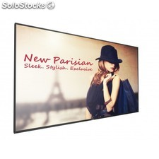 "Philips - Signage Solutions 43BDL4050D/00 Digital signage flat panel 42.5"""" LED"