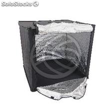 Photo studio portable with lighting LED panels 60x60x60cm (EH83)