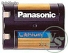 Photobatterie - Panasonic 2CR5M Blis1