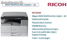 Photocopieur ricoh MP2014D A3 /A4