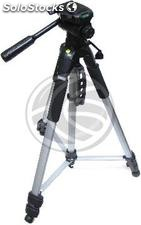 photographic aluminum tripod 600 to 1700mm basic range (EV22)