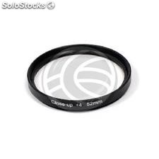 Photography +4 macro filter for 52mm lens (JM91)