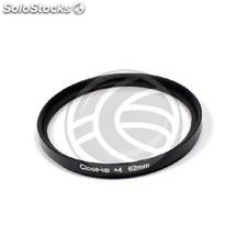 Photography +4 macro filter for 62mm lens (JM93)