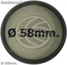 Photography Filter CPL circular polarized lens for 58 mm (EF73)