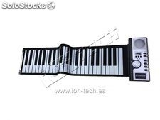 Piano flexible 49 teclas