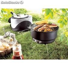 """Picnic barbacoa """"Nice to have"""",negro, gris"""