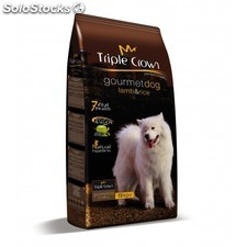 Pienso para perros Triple crown gourmet dog 15 kg