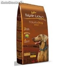 Pienso para perros Triple crown housy dog 15 kg