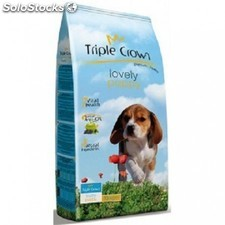 Pienso para perros Triple crown lovely puppy 15 kg