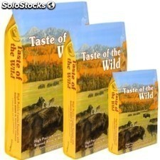 Piensos para perros Taste of the Wild Bisonte 13,6 kg.