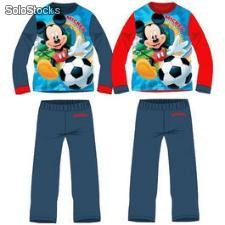 Pijama Interlock Surtido Mickey Mouse en Caja