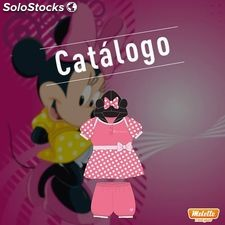 Pijama Moletto Disney