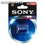 Pila alcalina plus sony n LR1 1,5V AM5