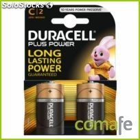 Pila Duracell Power Plus C Lr14 2kp