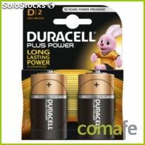 Pila Duracell Power Plus D Lr20 2kp