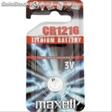 Pila maxell CR1616 3V lithium battery