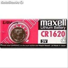 Pila maxell CR1620 3V lithium battery